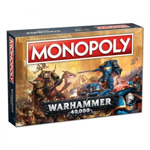 Monopoly – Warhammer 40,000 (40K)