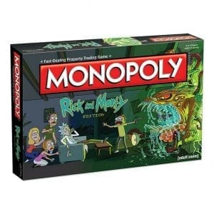 Monopoly – Rick and Morty