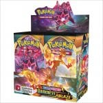 POKEMON TCG Darkness Ablaze Booster Box Incl 36 Booster Packs