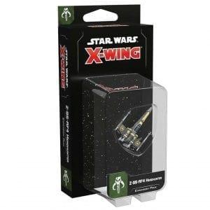 Star Wars X-Wing 2nd Ed – Z-95-AF4 Headhunter
