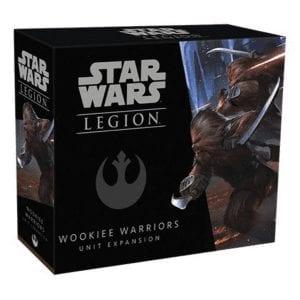 Star Wars Legion Wookie Warriors