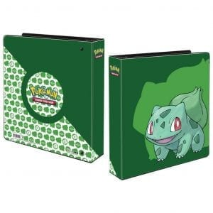 ULTRA PRO Pokemon – 2 Inch Album – Bulbasaur