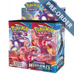 Pokemon TCG Battle Styles Booster Box PRE-ORDER