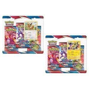 Pokemon TCG Battle Styles Three Booster Blister