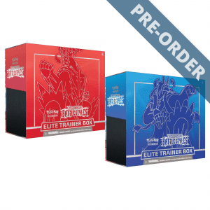 Pokemon TCG Battle Styles Trainer Box x2 PRE-ORDER