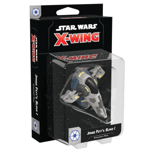 Star Wars X-Wing 2nd Edition Jango Fetts Slave I Expansion