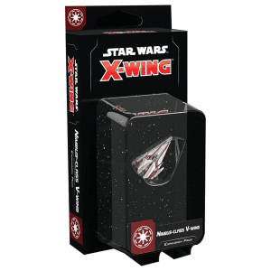 Star Wars X-Wing 2nd Edition Nimbus-Call V-Wing Expansion
