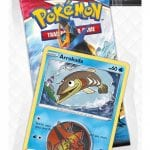 Pokemon TCG Battle Styles Checklane Blister Charmander & Arrokuda PRE-ORDER
