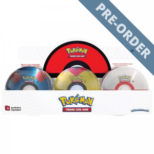 Pokemon TCG Poké Ball Tin Series 6 PRE-ORDER