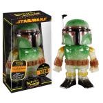 Star Wars Boba Fett Starshine Glitter Hikari Figure