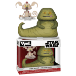 Star Wars Jabba & Salacious Crumb Vynl