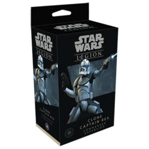 Star Wars Legion Clone Captain Rex Commander Expansion
