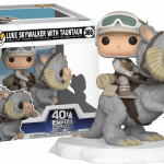 Star Wars Luke on Tauntaun Pop! Vinyl Dlx