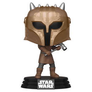 Star Wars The Mandalorian The Armorer Metallic Pop! Vinyl