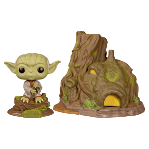 Star Wars Yoda with Hut Pop! Town