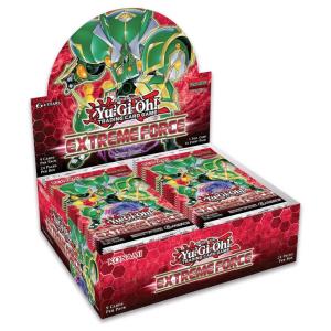 YU-GI-OH! TCG Extreme Force Booster Box