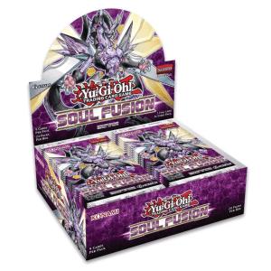 YU-GI-OH! TCG Soul Fusion Booster Box