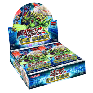 YU-GI-OH! TCG Spirit Warriors Booster Box