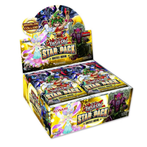 YU-GI-OH! TCG Star Pack Battle Royal Display