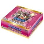 Digimon Card Game Series 04 Great Legend BT04 Booster Box