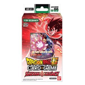 Dragon Ball Super Assault Of The Saiyans Saiyan Legacy Starter Deck 09