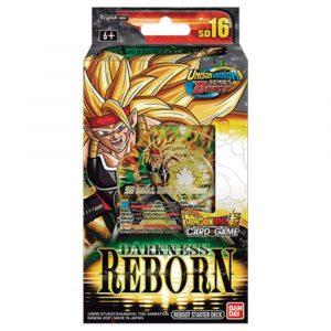 Dragon Ball Super Card Game Unison Warrior Series 14 UW5 Darkness Reborn Starter Deck (SD16)