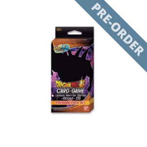 Dragon Ball Super Card Game Unison Warrior Series 14 UW5 Premium Pack 05 (PP05) PRE-ORDER