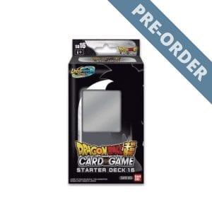 Dragon Ball Super Card Game Unison Warrior Series 14 UW5 Starter Deck (SD16) PRE-ORDER