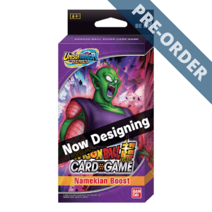 Dragon Ball Super Expansion Set BE18 Namekian Boost PRE-ORDER