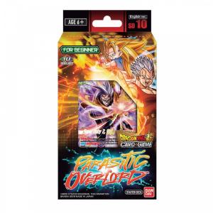 Dragon Ball Super Malicious Machinations Parasitic Overlord Starter Deck 10