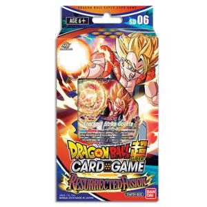 Dragon Ball Super Miraculous Revival Resurrected Fusion Starter Deck 06