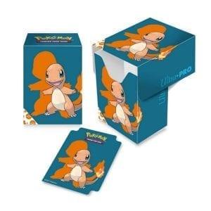 ULTRA PRO Pokemon Full View Deck Box Charmander