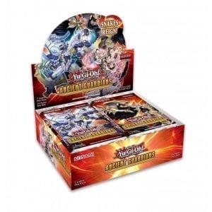 YU-GI-OH! TCG Ancient Guardians Booster Box