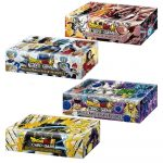 Dragon Ball Super Card Game Special Anniversary Box 2021 (Set of 4)