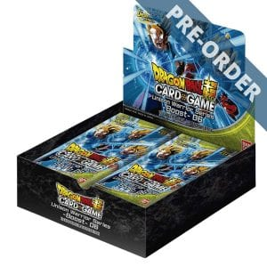 Dragon Ball Super Card Game Unison Warrior Series Boost UW6 Booster Box PRE-ORDER