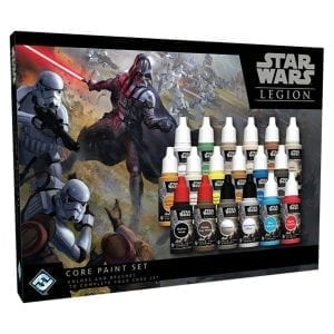 Star Wars Legion Core Paint Set