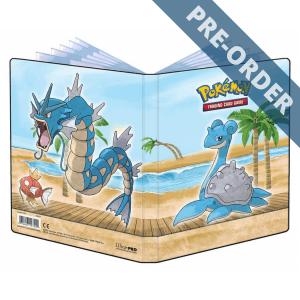 ULTRA PRO PokEmon Portfolio 4PKT Gallery Series Seaside PRE-ORDER