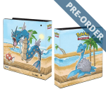 ULTRA PRO Pokemon 2 Inch Album Gallery Series Seaside PRE-ORDER