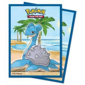 ULTRA PRO Pokemon Deck Protector Sleeves Gallery Series Seaside
