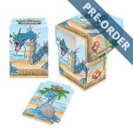 ULTRA PRO Pokemon Full View Deck Box Gallery Series Seaside PRE-ORDER