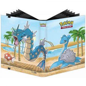 ULTRA PRO Pokemon PRO Binder Full View 9PKT Gallery Series Seaside