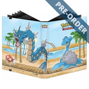 ULTRA PRO Pokemon PRO Binder Full View 9PKT Gallery Series Seaside PRE-ORDER