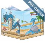 ULTRA PRO Pokemon Portfolio 9PK Gallery Series Seaside PRE-ORDER