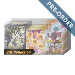 Dragon Ball Super Card Game Archive Booster Gift Collection Display PRE-ORDER