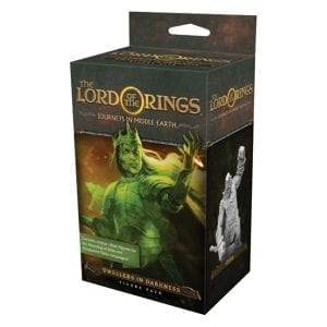Lord of the Rings Journeys in Middle Earth Dwellers in Darkness