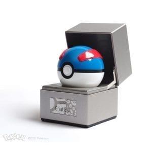 Pokemon Great Ball Replica Prop