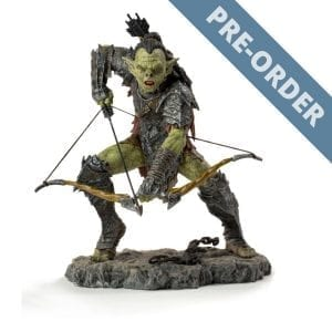 The Lord of the Rings Orc Archer 1:10 Scale Statue PRE-ORDER