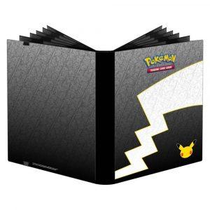 ULTRA PRO Pokemon 25th Anniversary PRO Binder Full View 9PKT