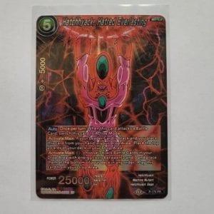 Dragon Ball Super Card Game – Hatchhyack, Hatred Everlasting – P-175 PR NM-M