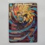 Dragon Ball Super Card Game – SS3 Gogeta, Marvelous Might BT12-136 SPR NM-M